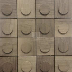TM-1130 | Size: 300 x 300 mm - Thick. 15 mm