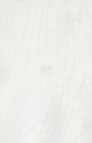 ASH DYED WHITE