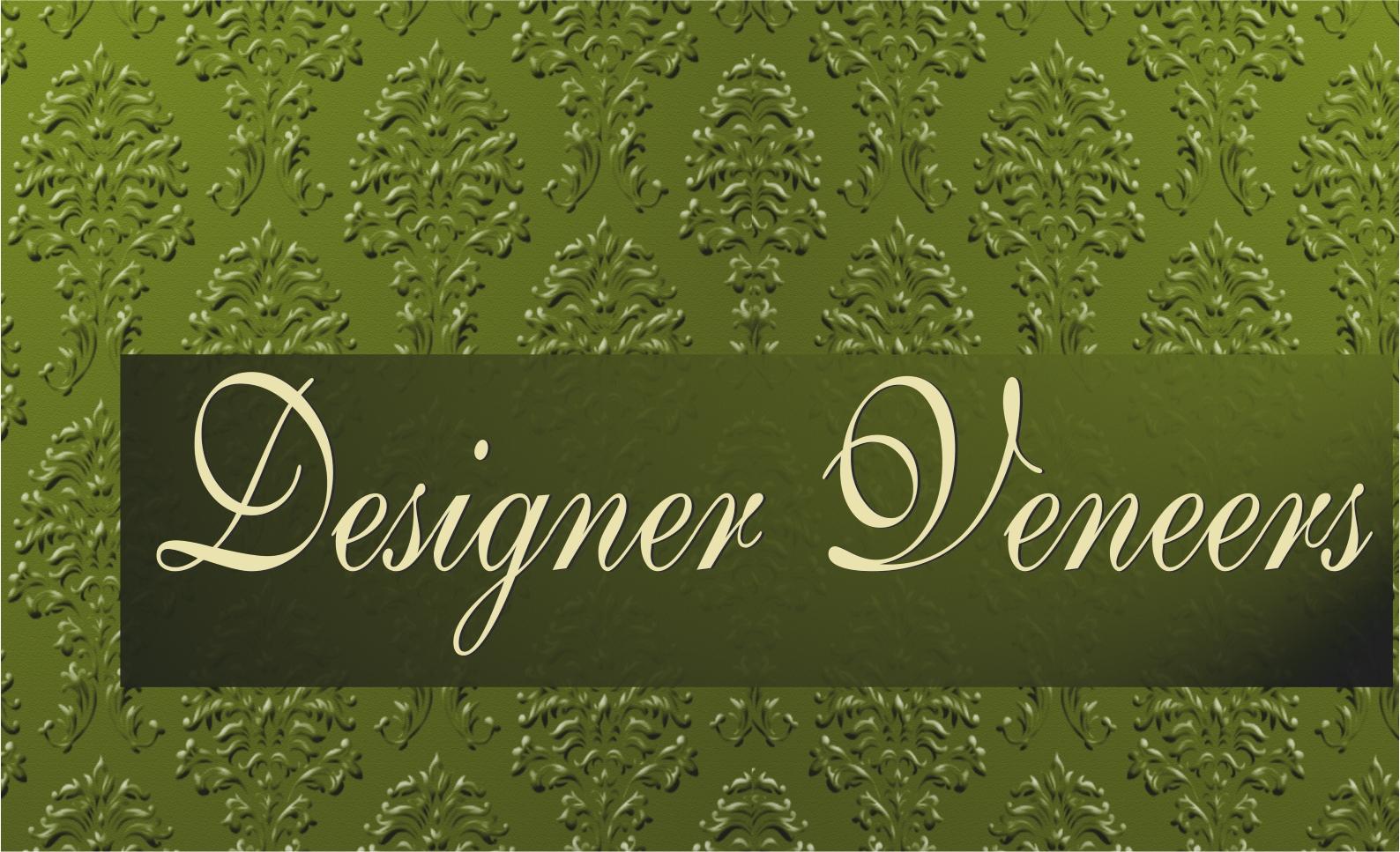 Designer Veneer