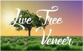 Live Tree Veneer